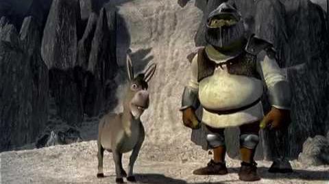 Shrek 2000 teaser trailer