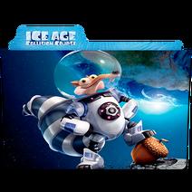 Folder Icon Ice Age Collision Course W3