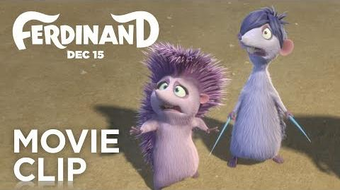 "Ferdinand ""Filthy Hedgehogs"" Clip 20th Century FOX"