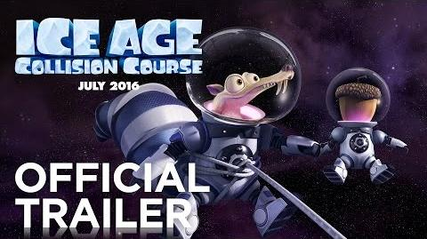 Ice Age Collision Course Official Trailer HD FOX Family