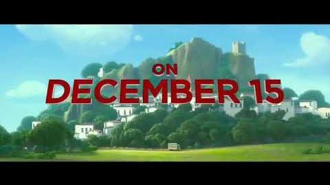 Ferdinand Tv Spot 5 - Bigger Problem