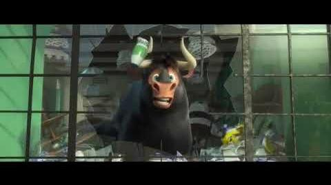 Ferdinand Tv Spot 4 - Meet Ferdinand