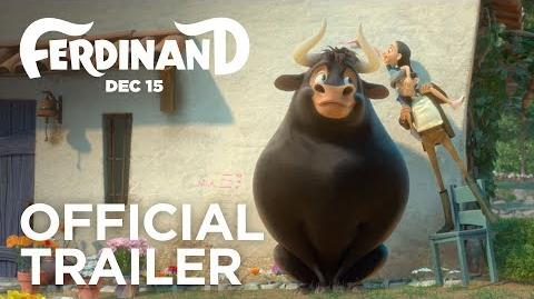 Ferdinand Official Trailer HD FOX Family-1