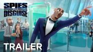 Spies in Disguise Official Trailer 2 HD Blue Sky Studios