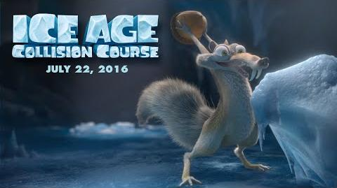 Ice Age Collision Course Cosmic Scrat-tastrophe Teaser HD FOX Family