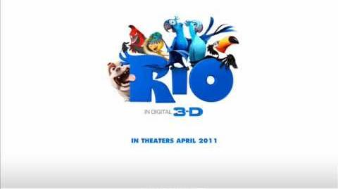 Rio Soundtrack- 09 Take You to Rio (full)