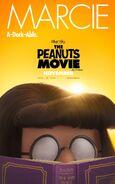 PeanutsMovieMarcieposter