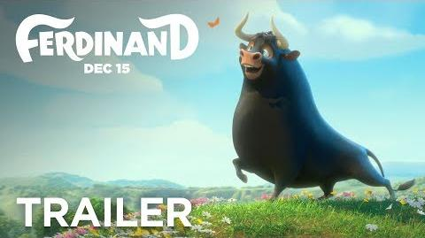 Ferdinand Official Trailer HD Fox Family