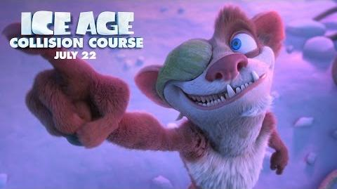 Ice Age Collision Course Figaro Sing-A-Long FOX Family