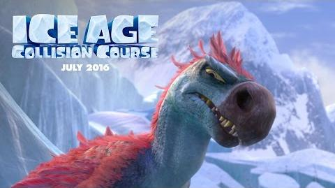 """Ice Age Collision Course """"DJ Scrat"""" TV Commercial HD FOX Family"""