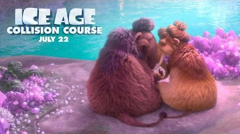 Ice Age Collision Course Mammal Mingle TV Commercial HD FOX Family
