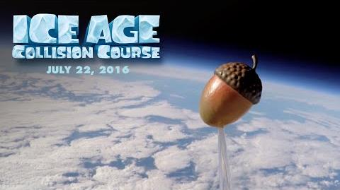 Ice Age Collision Course Cosmic Acorn HD FOX Family