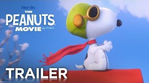 Peanuts Official Trailer HD FOX Family-0