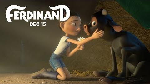 """Ferdinand """"Two Friends, One Amazing Adventure"""" TV Commercial 20th Century FOX"""