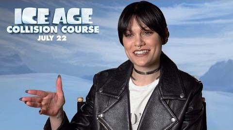 Ice Age Collision Course Have you heard? Jessie J is in the herd! FOX Family