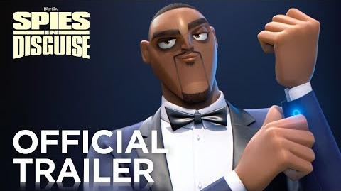 Spies in Disguise Official Trailer HD FOX Family