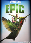 Epic (2013 film) poster
