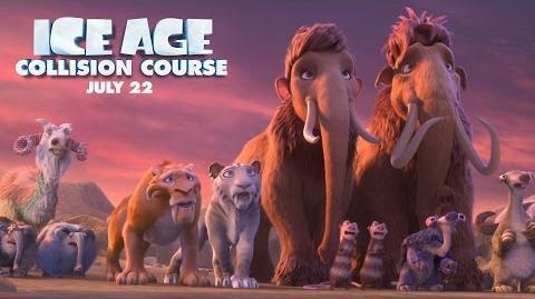 Ice Age Collision Course Saga HD FOX Family