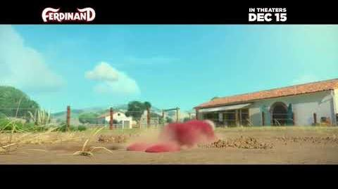 Ferdinand Tv Spot 7 - Family