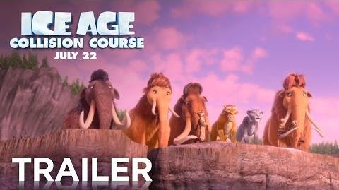 Ice Age Collision Course Official Trailer 2 HD FOX Family