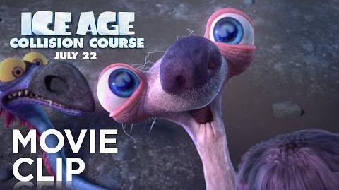 "Ice Age Collision Course ""Kidnapping Granny"" Clip HD FOX Family"