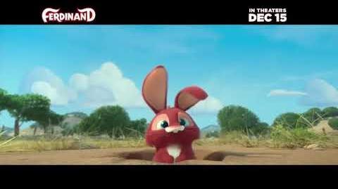 Ferdinand Tv Spot 9 - Part Dreamer