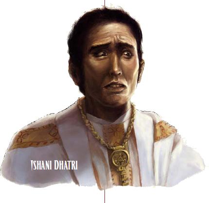 Ishani Dhatri | BSWU-Pathfinder Wiki | FANDOM powered by Wikia