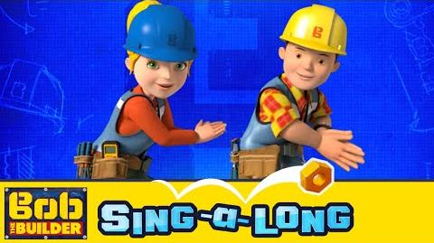 Bob the Builder Sing-a-long Music Video Work Like Bob the Builder (Boots, Belt, Hard Hat)