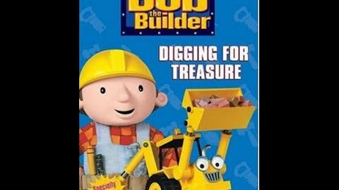 Bob The Builder Digging For Treasure (2003)