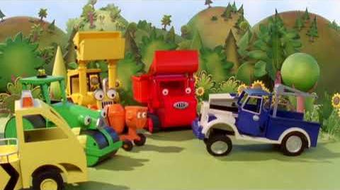Bob the Builder- Project- Build It- Radio Bob (UK)