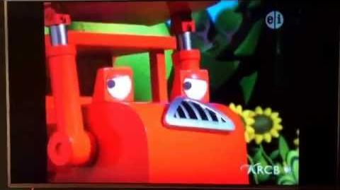 Bob the Builder- Scoop's Reflections