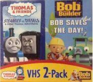 SteamiesvsDiesels&BobSavestheDayVHS2Pack