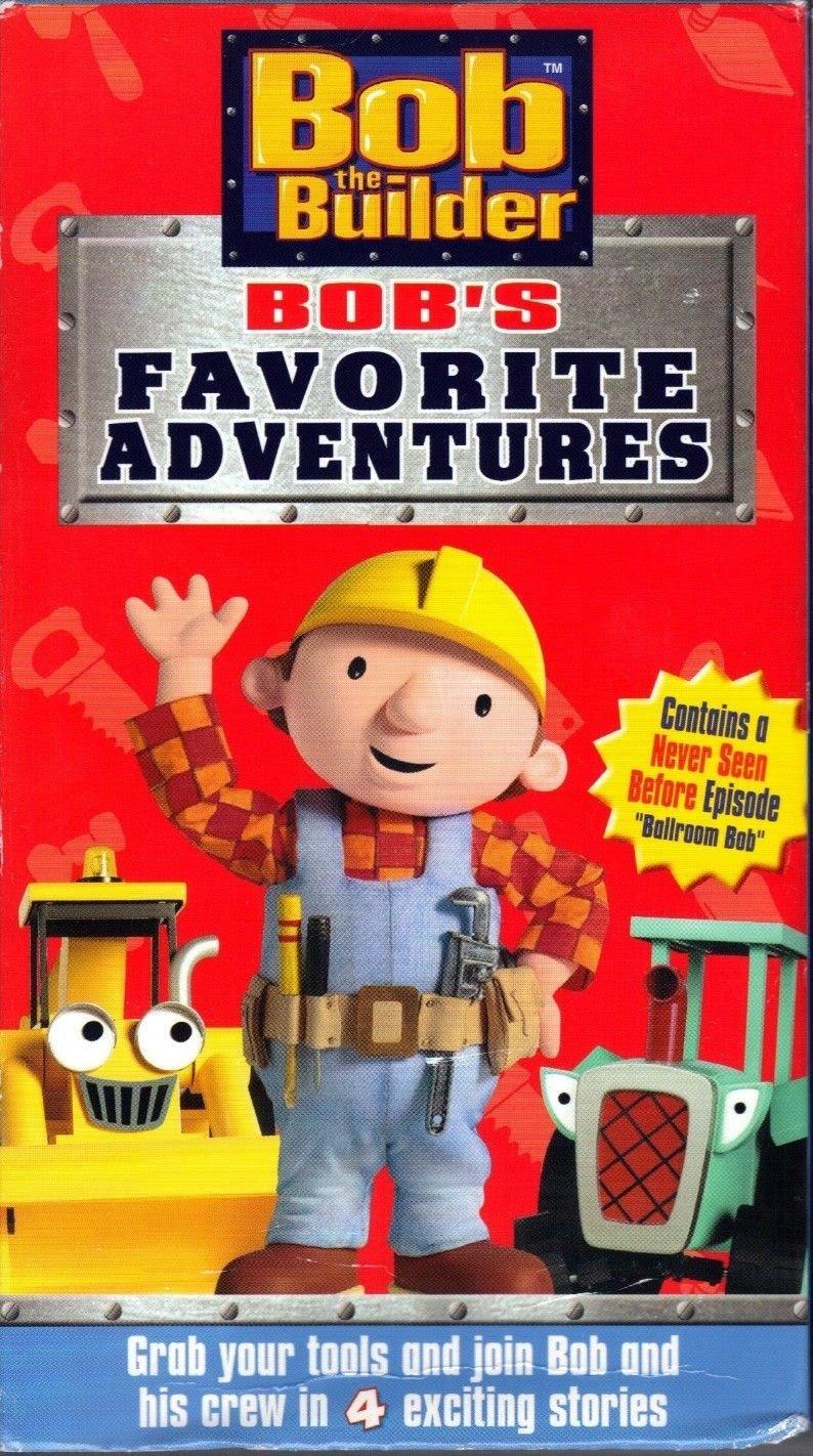Bob's Favorite Adventures | Bob The Builder Wiki | FANDOM ...