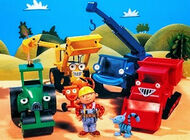 Bob the Builder promo pic from Early 1999
