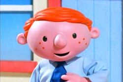 Mr.Fothergill