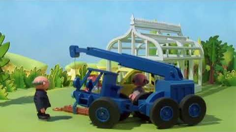 Bob the Builder- Project- Build It- Lofty's Banana Tree (UK)