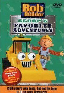 Scoop's Favorite Adventures