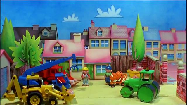 Bob The Builder Season 6 Episode 6 - Lofty and the Giant Carrot