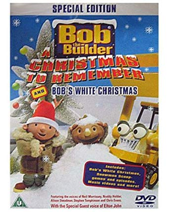 a christmas to remember special edition - Bob The Builder A Christmas To Remember