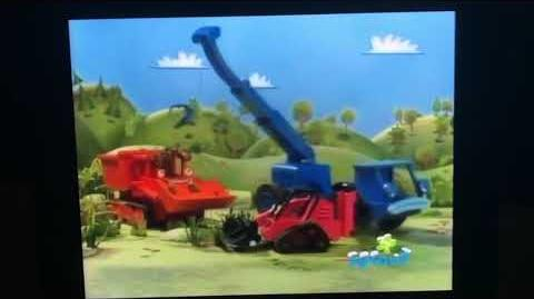 Bob the Builder Project Build it Benny's Jungle Trouble Sprout Version