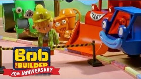 Wendy's Busy Day Bob the Builder Classics Celebrating 20 Years!