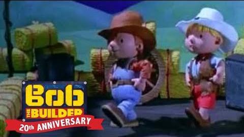 Buffalo Bob Bob the Builder Classics Celebrating 20 Years!