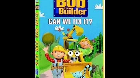 Bob The Builder Can We Fix It? (2001)