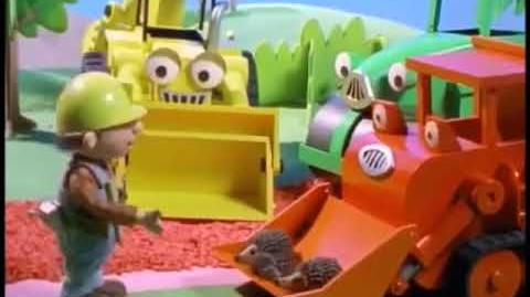 Bob the Builder 1x10 Bob Saves the Porcupine (US DUB)