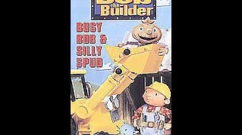 Bob The Builder-Busy Bob & Silly Spud