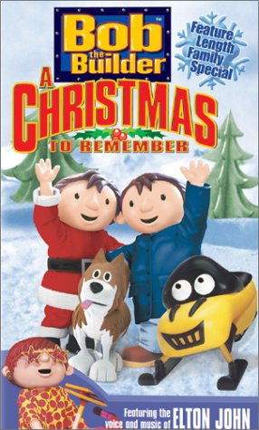 a christmas to remember - Bob The Builder A Christmas To Remember