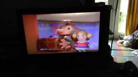 Lofty and the Teddy Bear rescue