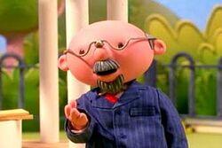 Mr.Bentley