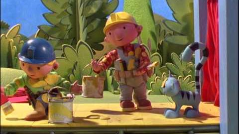 Bob The Builder Season 8 Episode 8 - Molly's Fashion Show