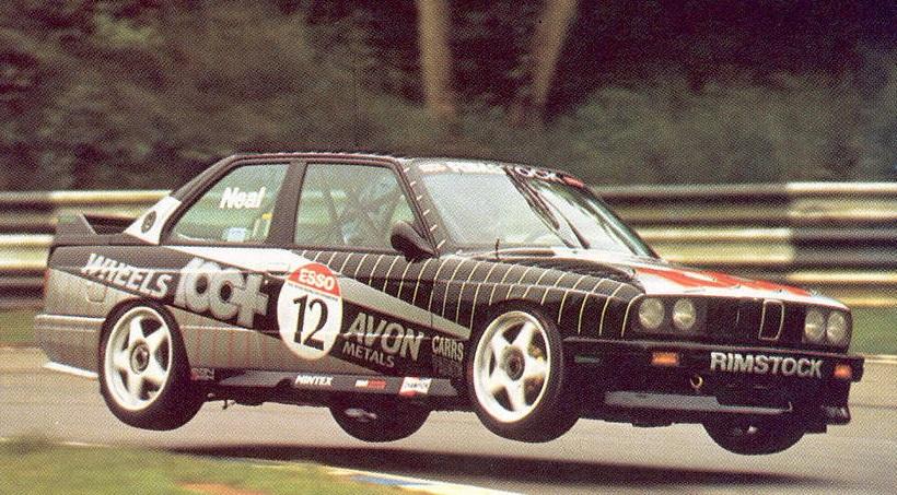 Image MN BMW Mjpg BTCC Wiki FANDOM Powered By Wikia - 1992 bmw m3